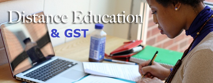 GST Higher Education
