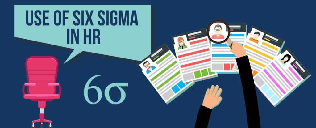 Six Sigma in HR